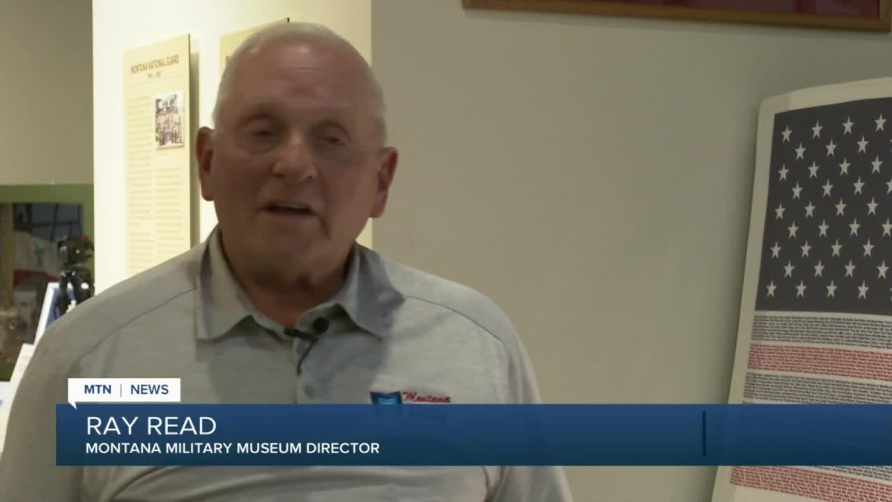 Montana Military Museum showcases Honor Flag to honor 9/11 victims