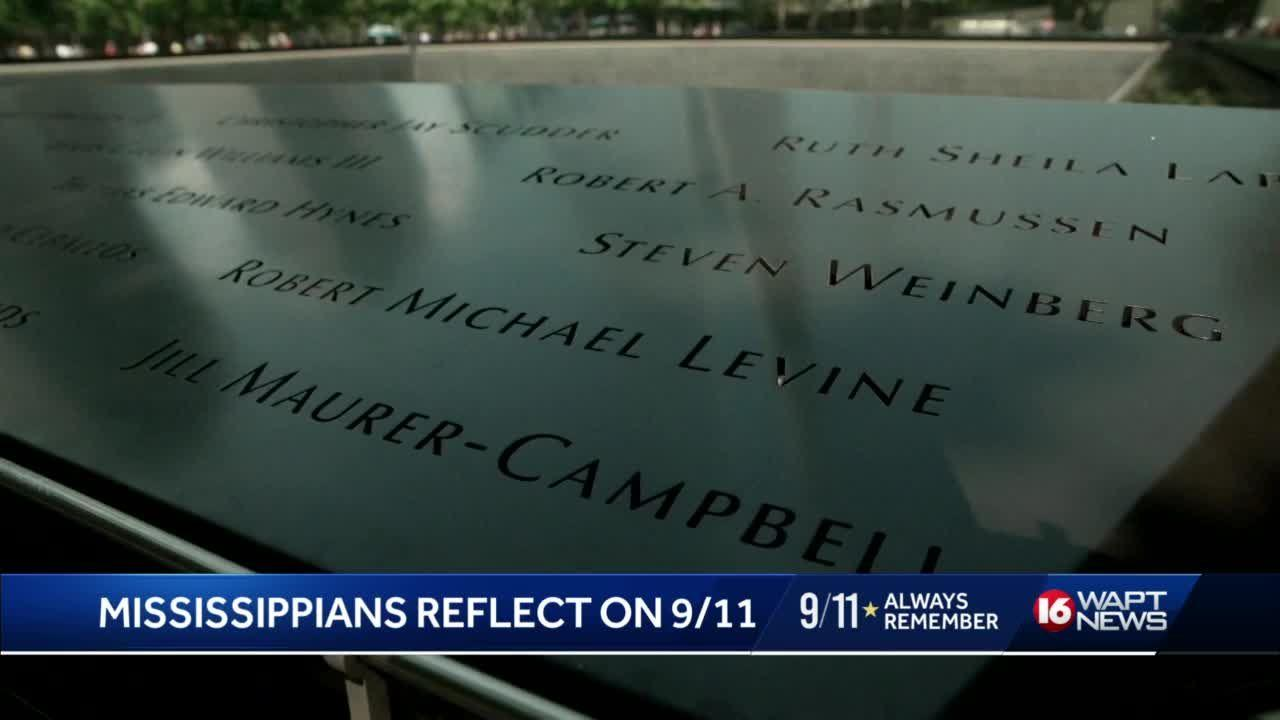 Mississippians Reflect on 9/11