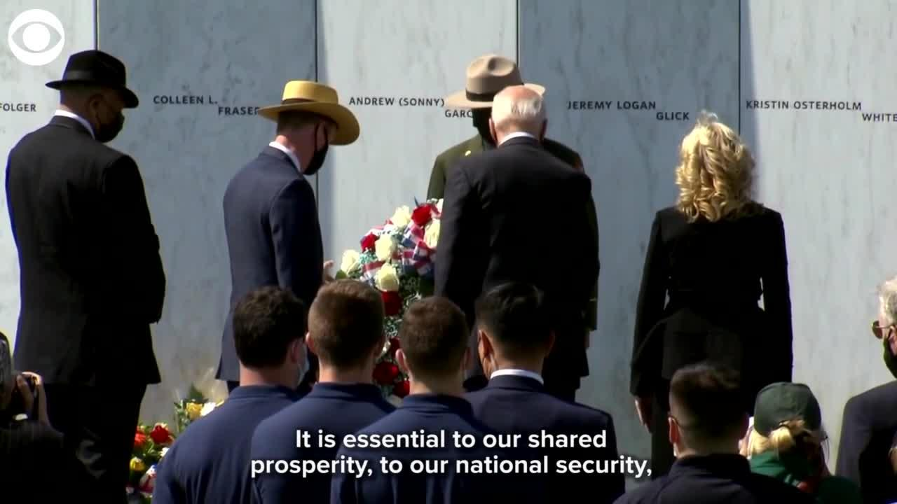 20 years later: 9/11 ceremonies in VA, PA and NY
