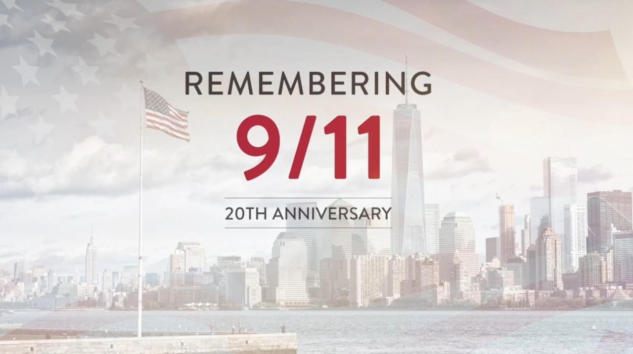 Saturday night digital newscast: How Utahns recognized 9/11 anniversary