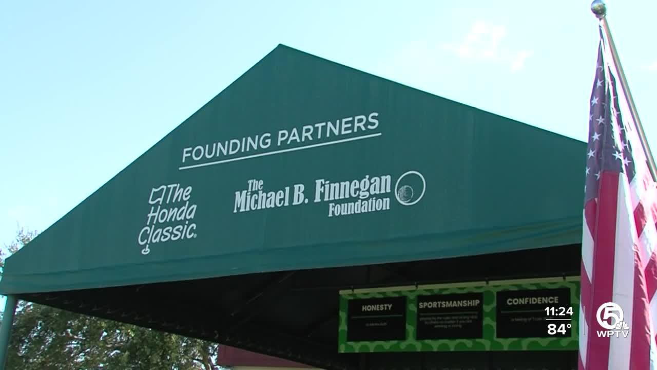 First Tee remembers 9/11 year-round by working with Michael B. Finnegan Foundation