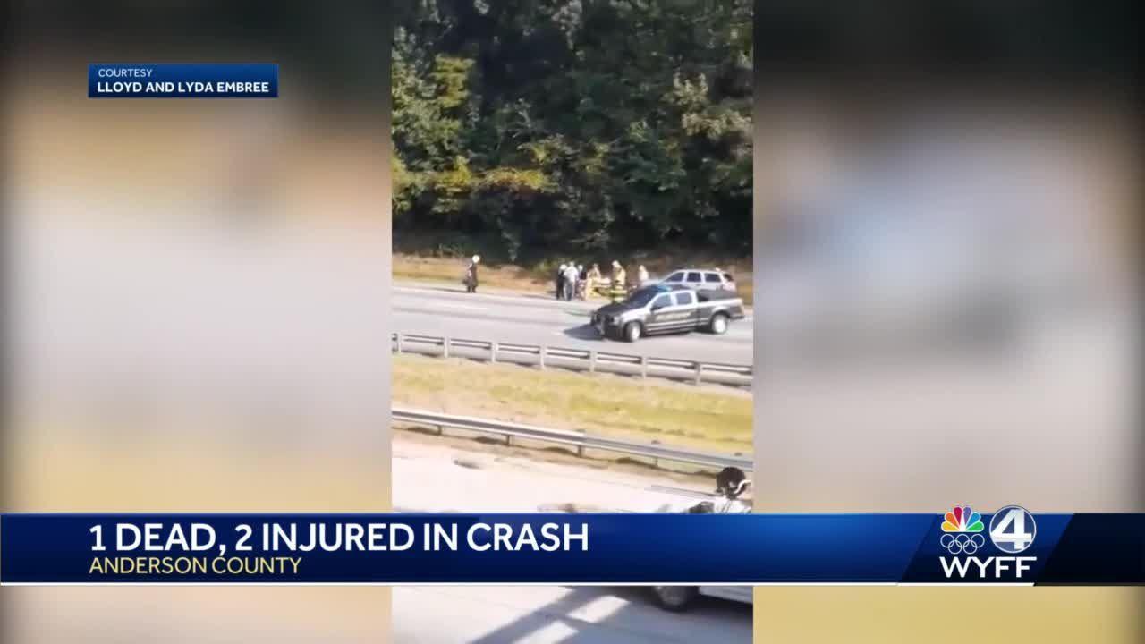 Deadly i-85 Crash Anderson County