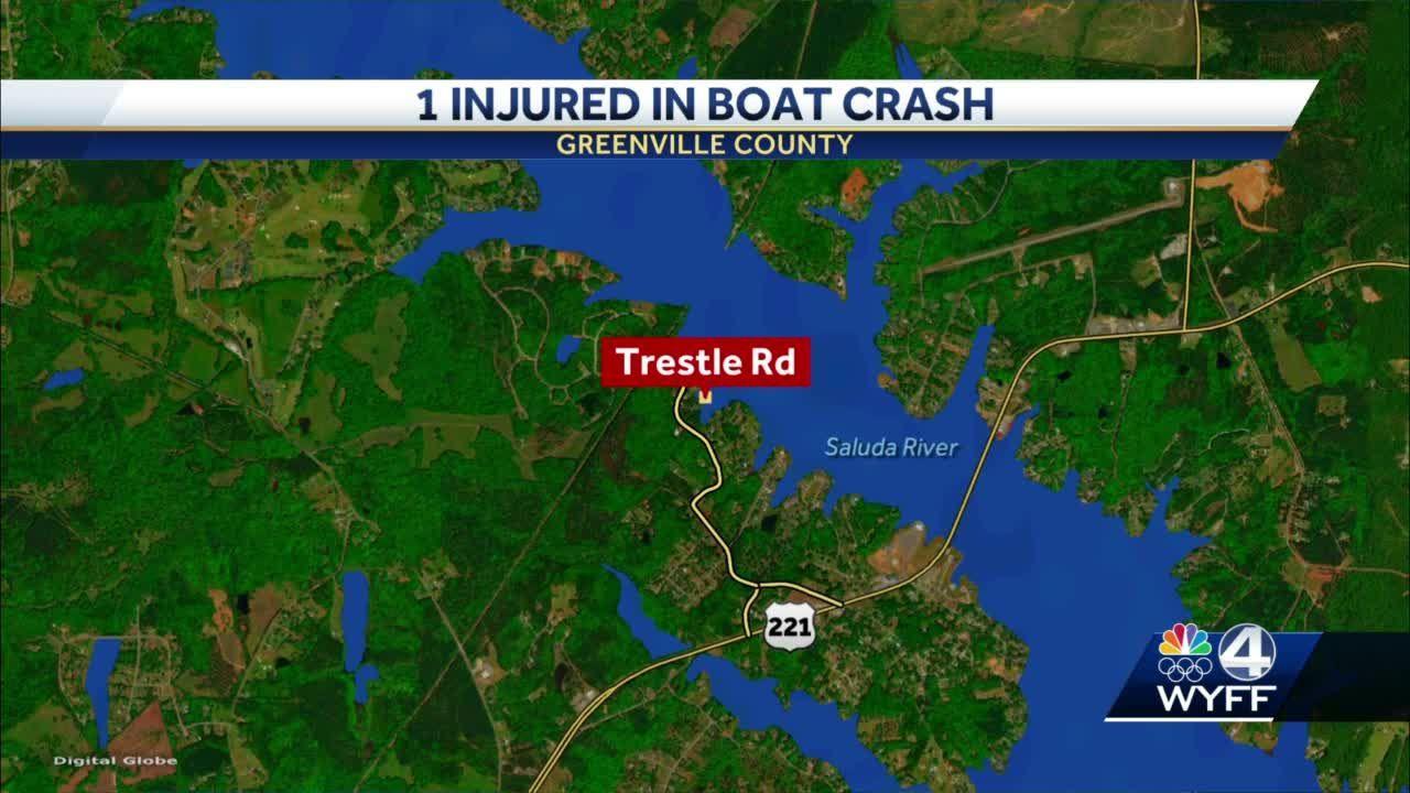 Trestle rd Greenwood Lake boat crash