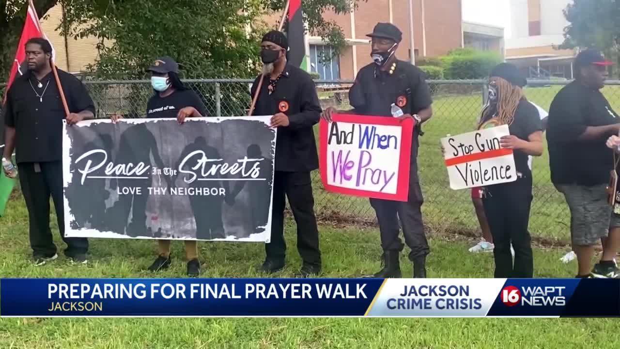 Final Prayer Walk