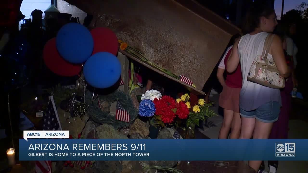 Arizona remembers 9/11 on 20th anniversary