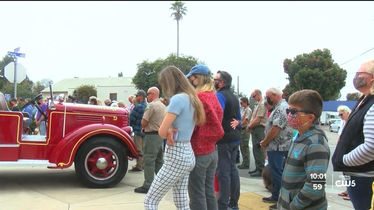 Central Coast honors those lost in 9/11, both in-person and virtually
