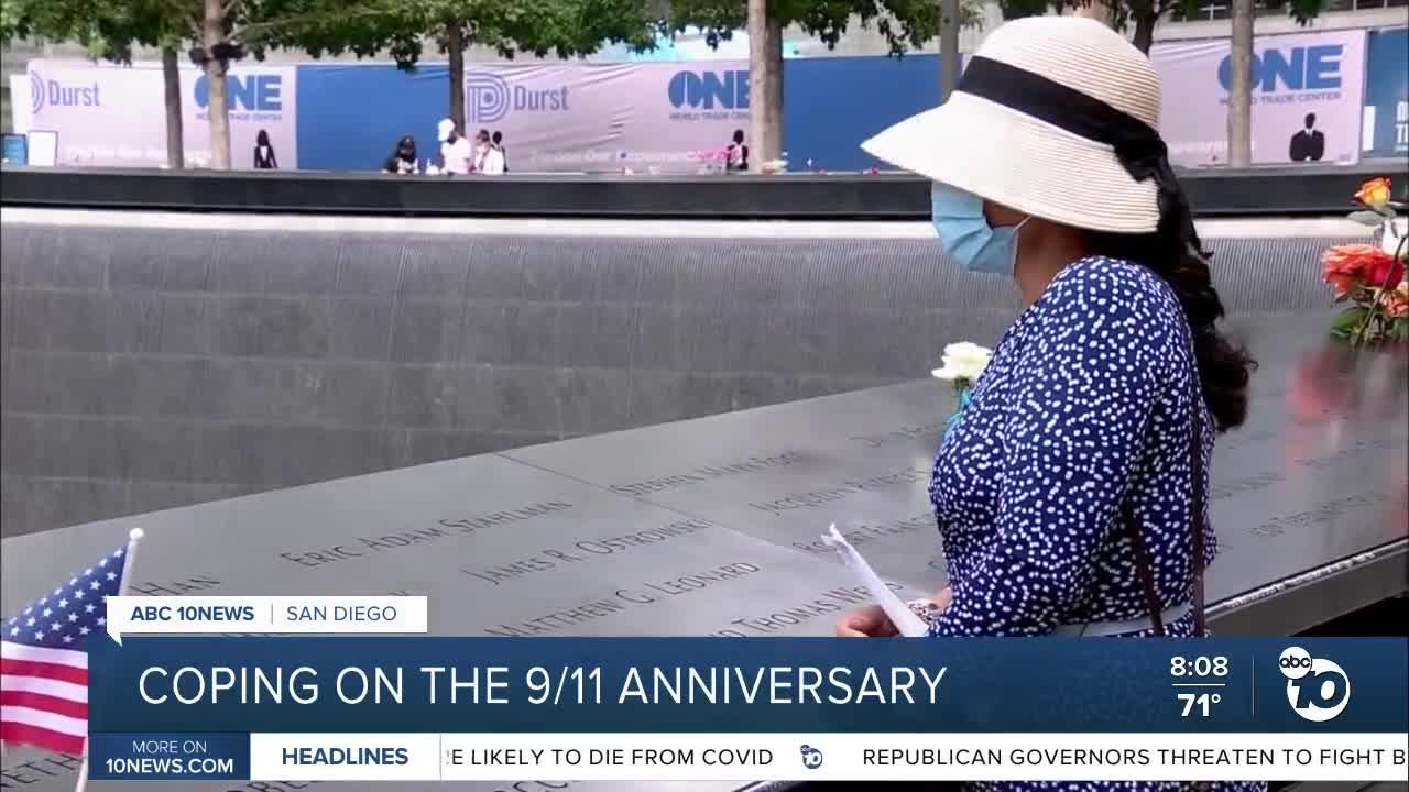 Coping on the anniversary of 9/11