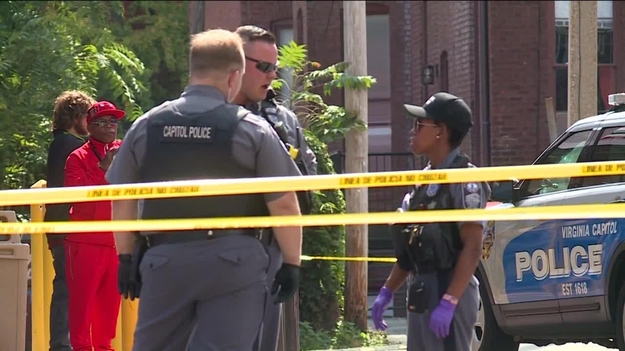 20-year-old man shot near VCU's main campus