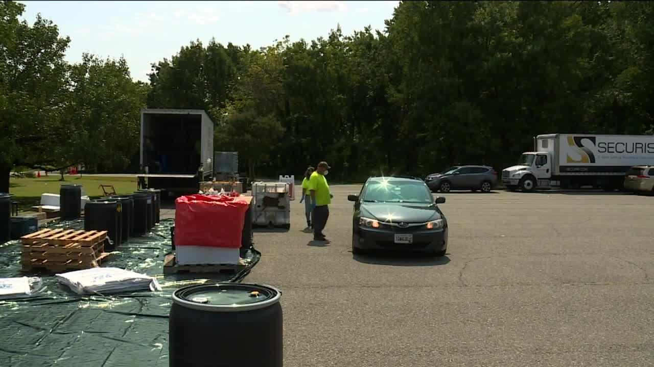 RVA E-Cycle Day lets folks drop off electronics, paint and papers