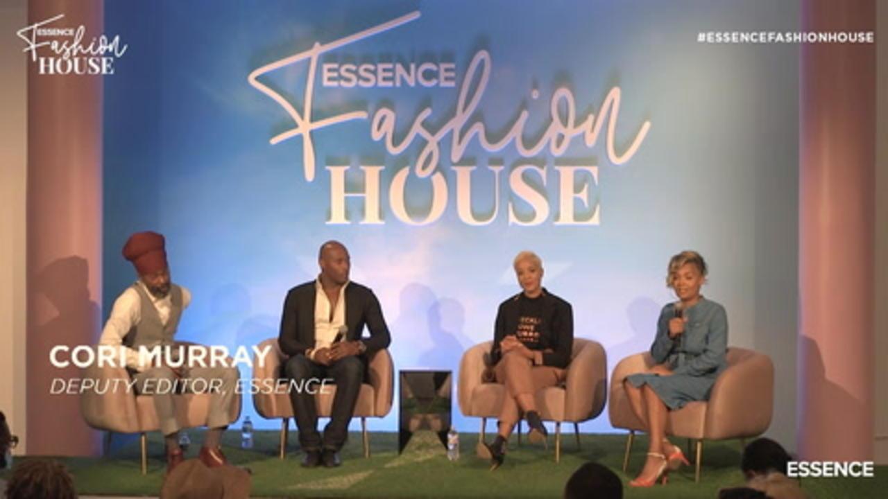 Fashion House - Black Fashion Now & Beyond