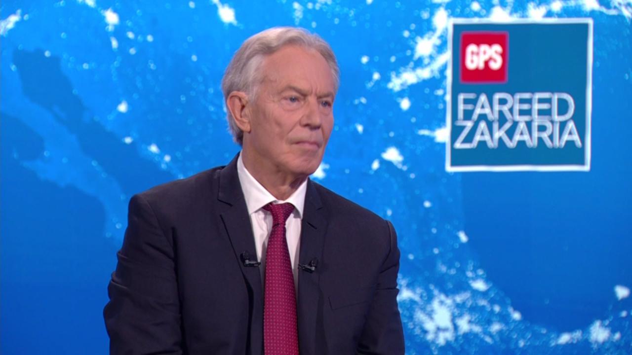 GPS Web Extra: Blair on seeking Muslim allies to fight extremism