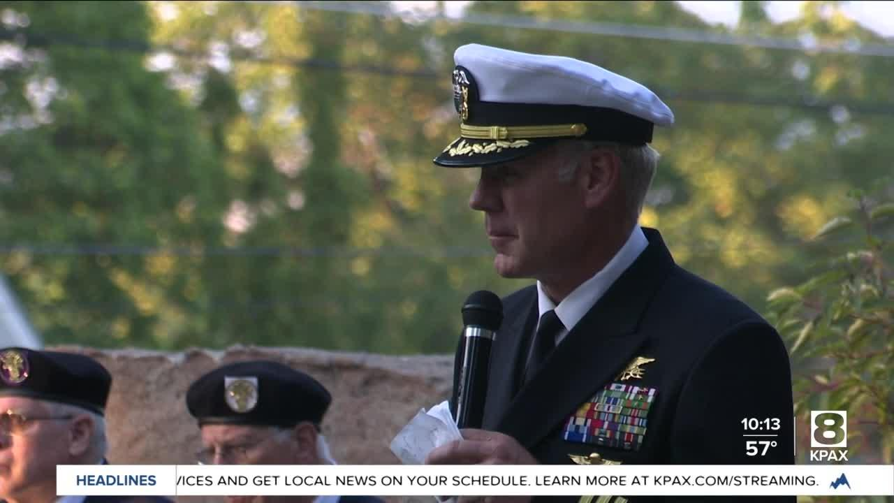 Never Forget memorial service held in Missoula