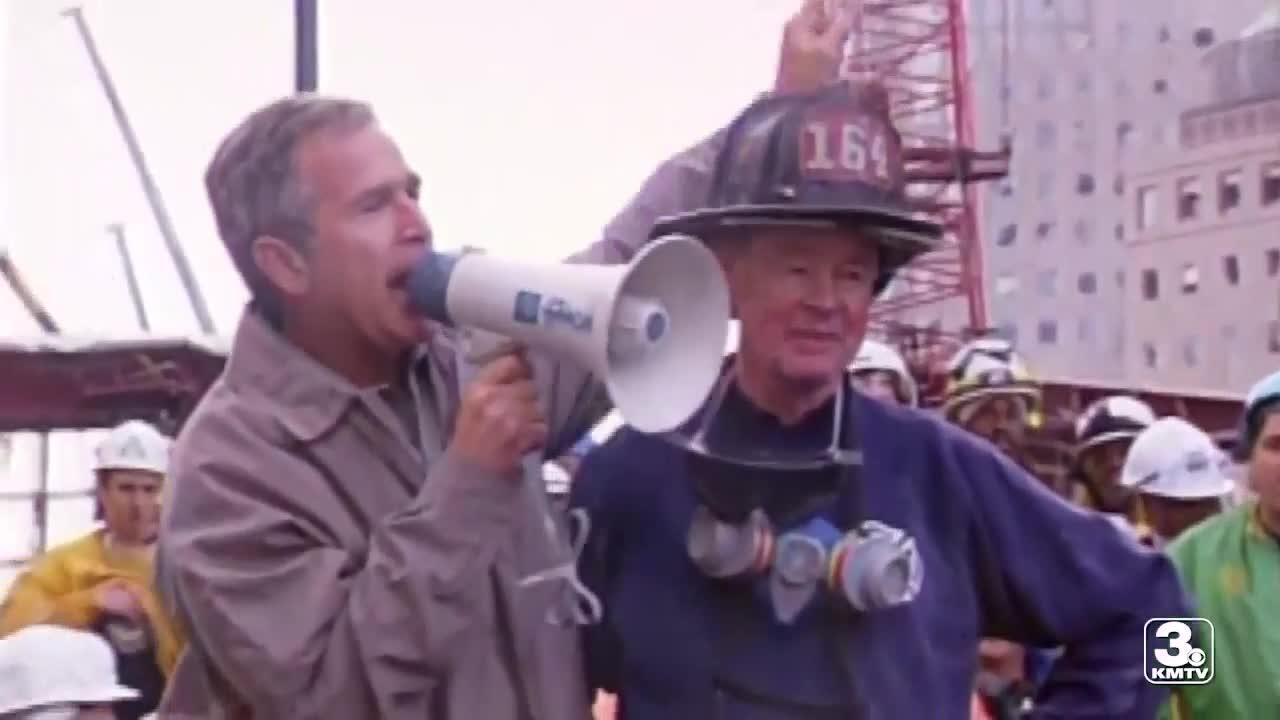 WEB EXTRA: Evolution of Ground Zero