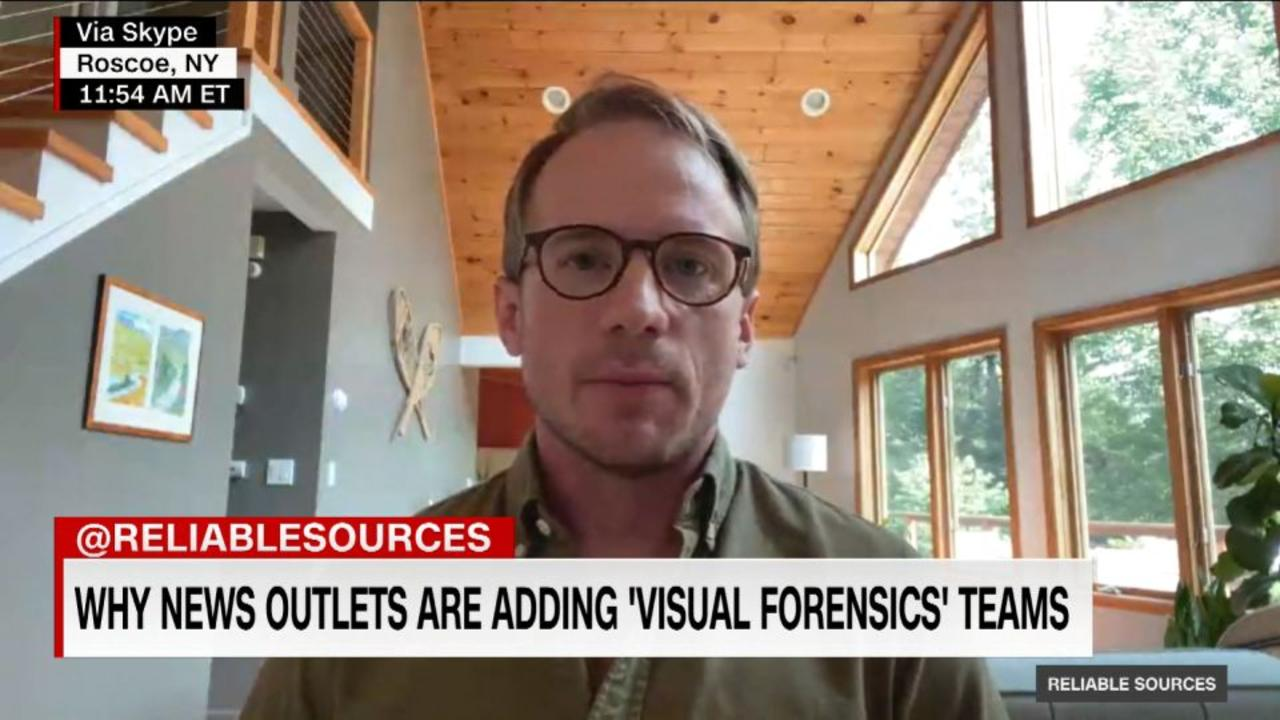 Why news outlets are adding 'visual forensics' teams