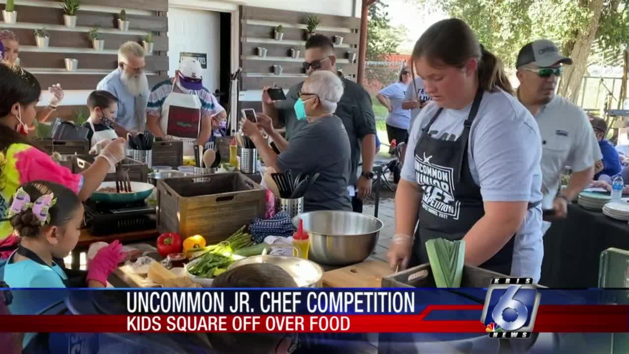 Beeville kids whip up creative meals in competition