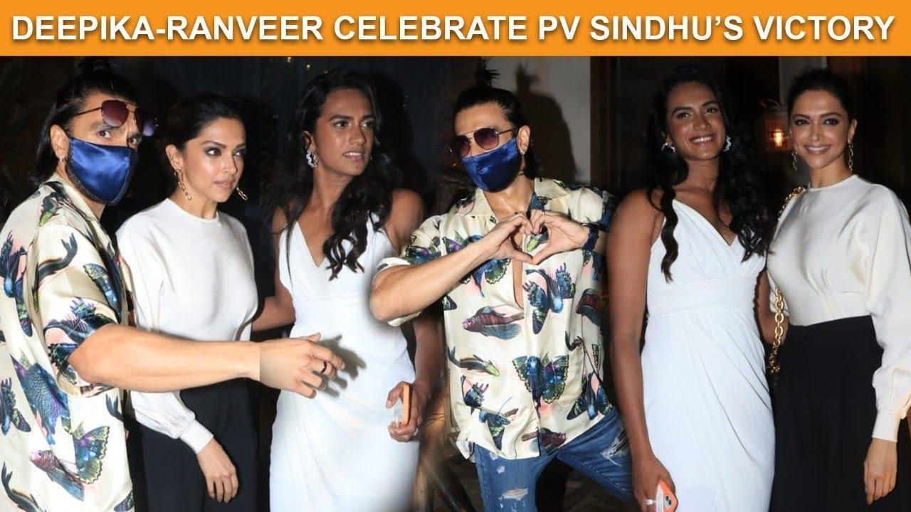 Deepika Padukone refuses to pose without PV Sindhu: 'Mera solo nahi, inka lo'  Dinner With Ranveer