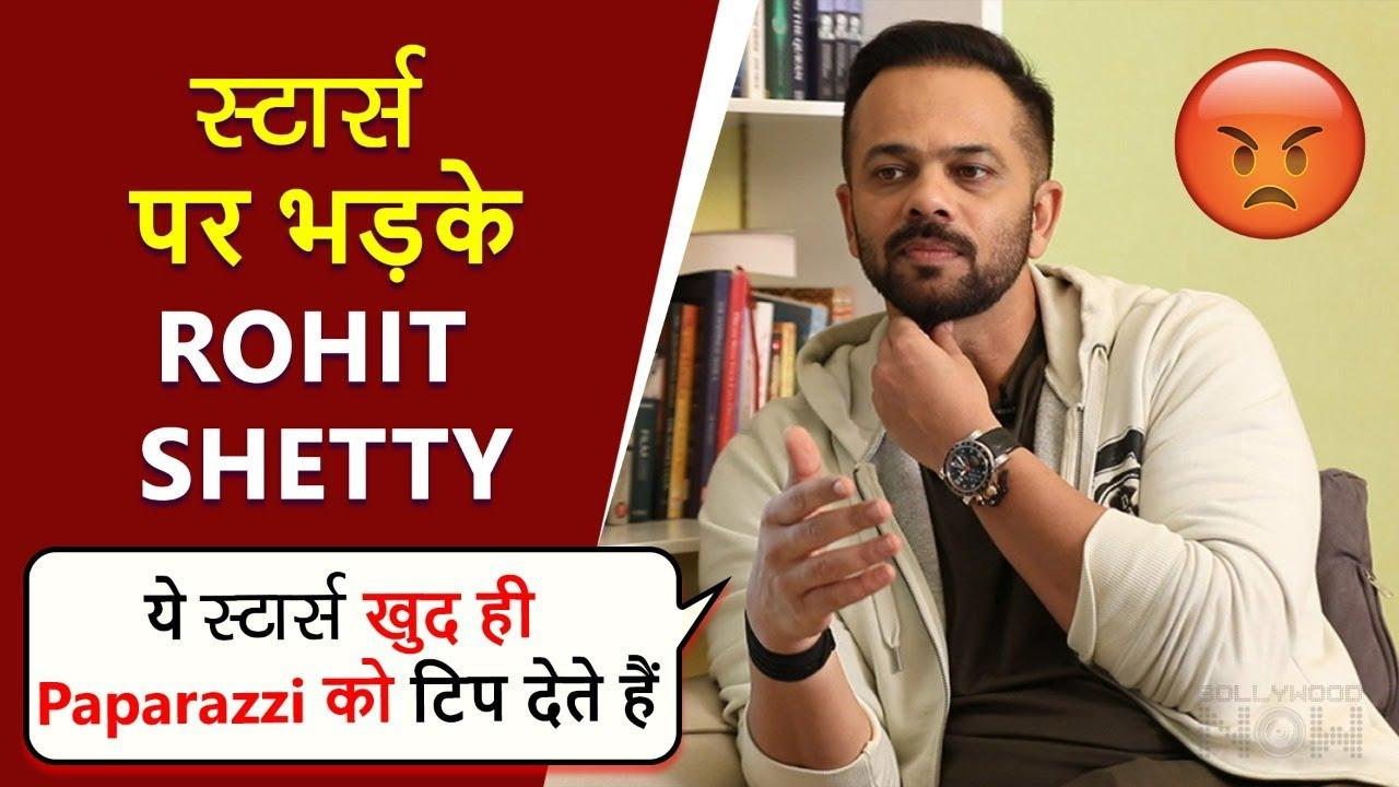 Rohit Shetty Slams Celebs & Spill Beans On Charity & Paparazzi Culture