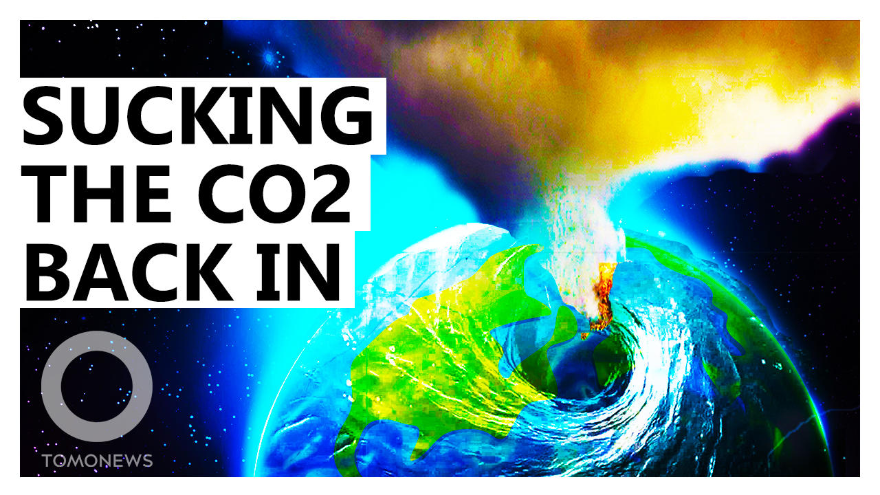 World's Largest Carbon-Sucking Machine Switched On for First Time