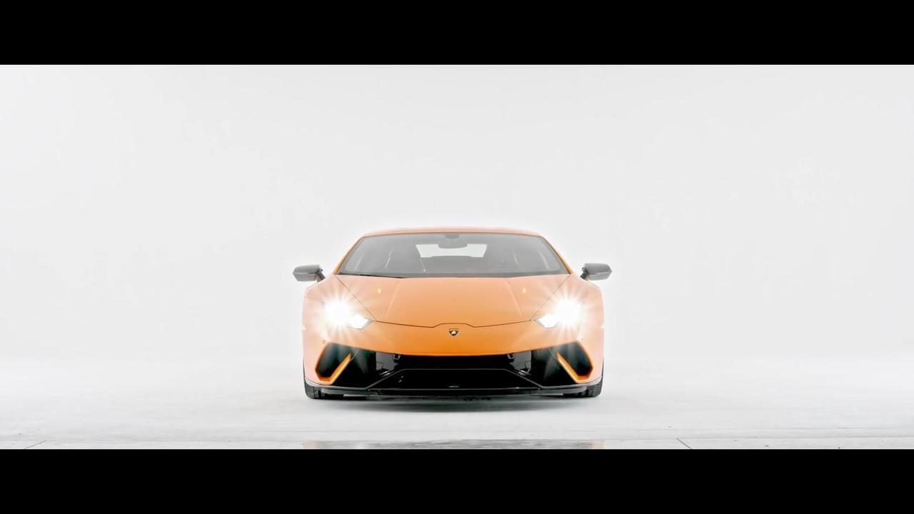 Automobili Lamborghini and composite materials - Carbon fiber forged composite Lamborghini (2010)