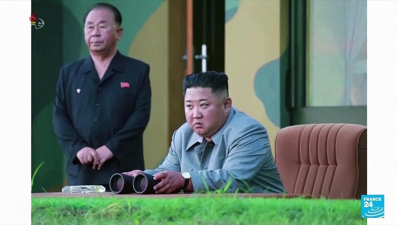 North Korea test-fires new 'long-range cruise missile'