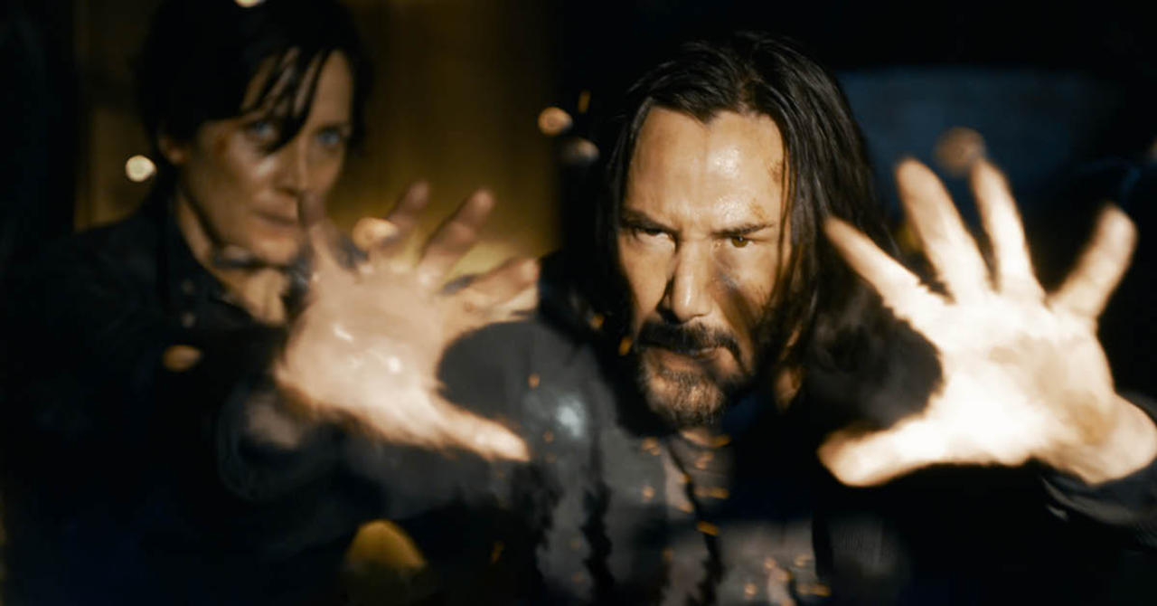 Matrix 4 Movie - The Matrix Resurrections