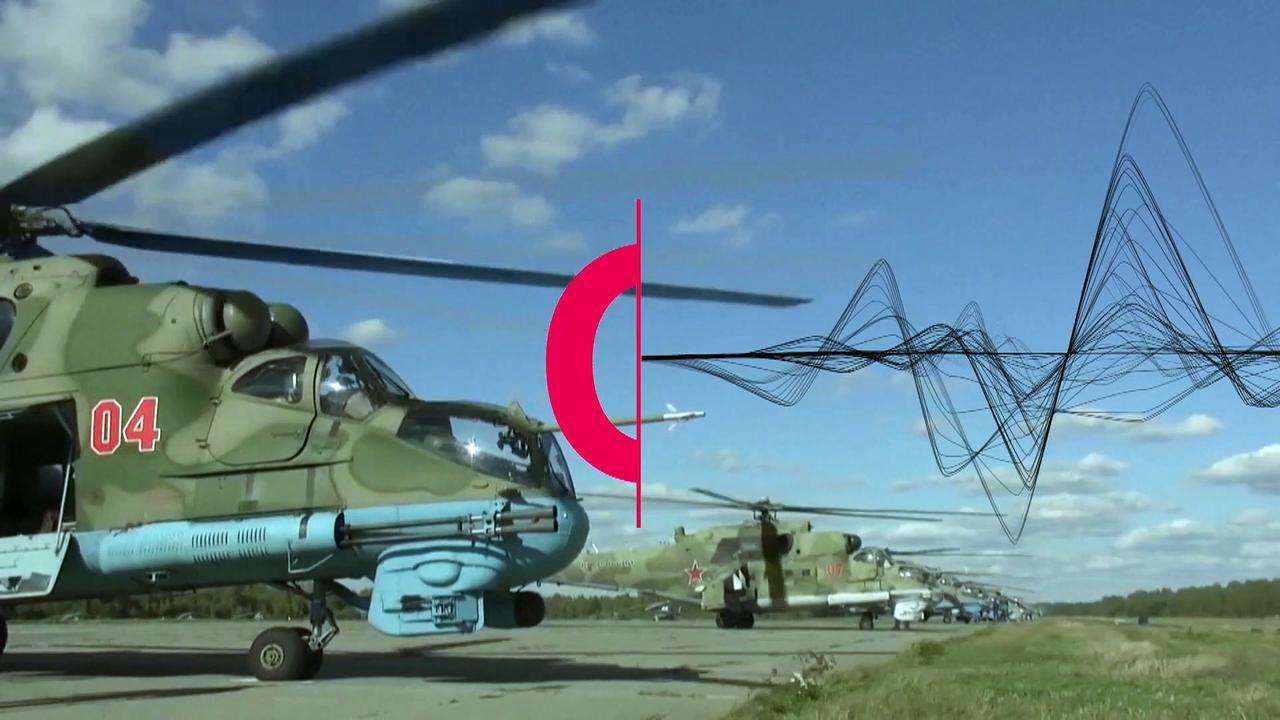 Russia, Belarus continue massive military drills