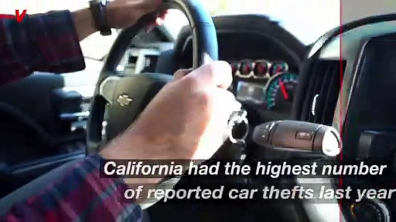 States With the Most Reported Car Thefts and Safety Measures You Can Take