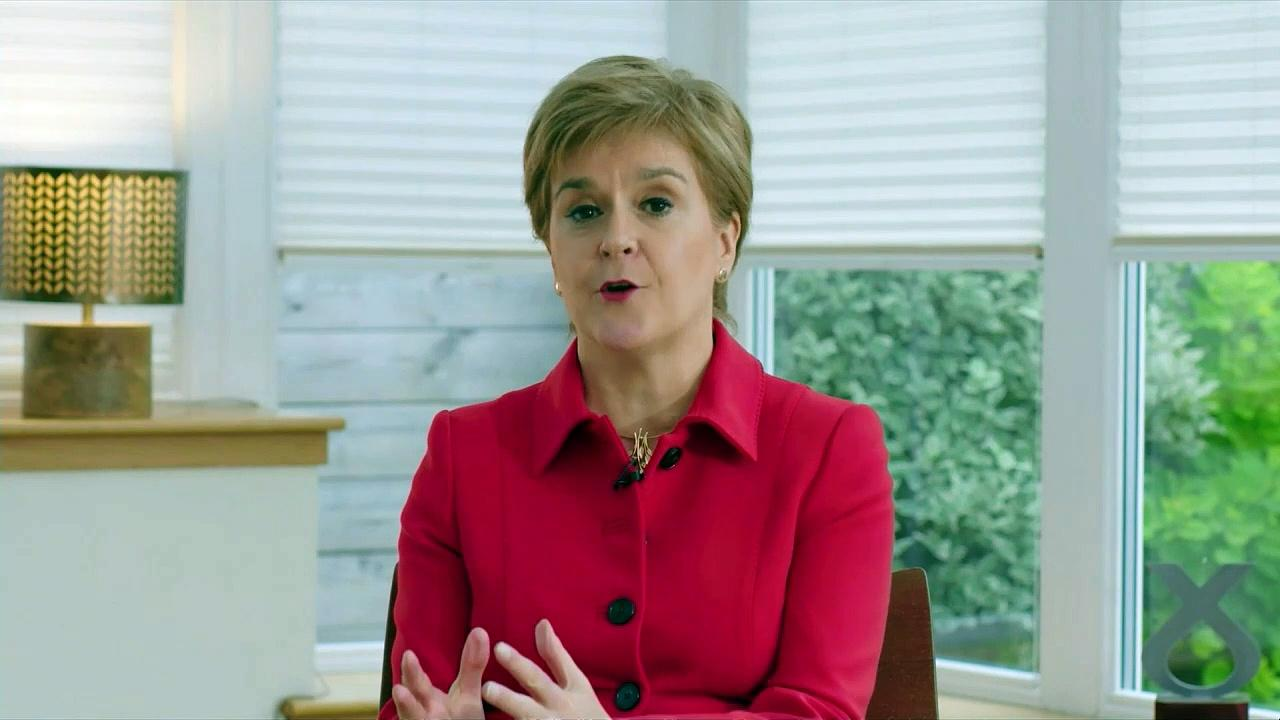 Sturgeon wants 'co-operation not confrontation' for indyref2