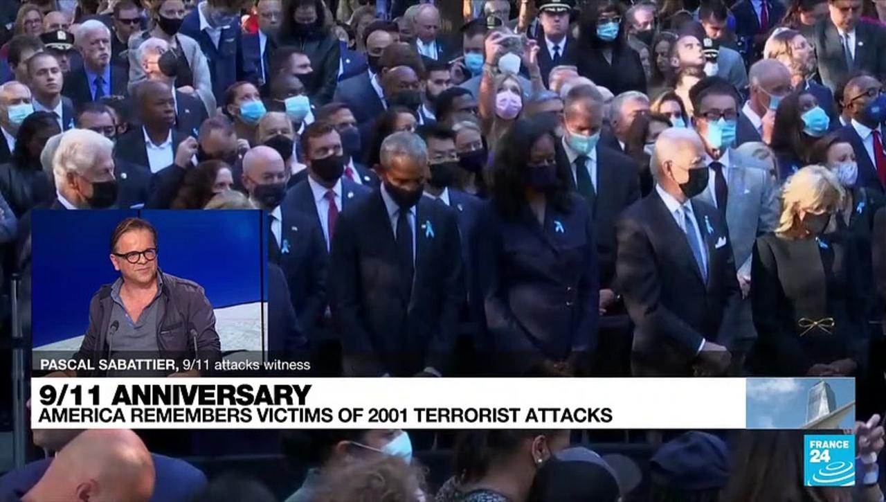 9/11 anniversary: 'It's like it was just yesterday'