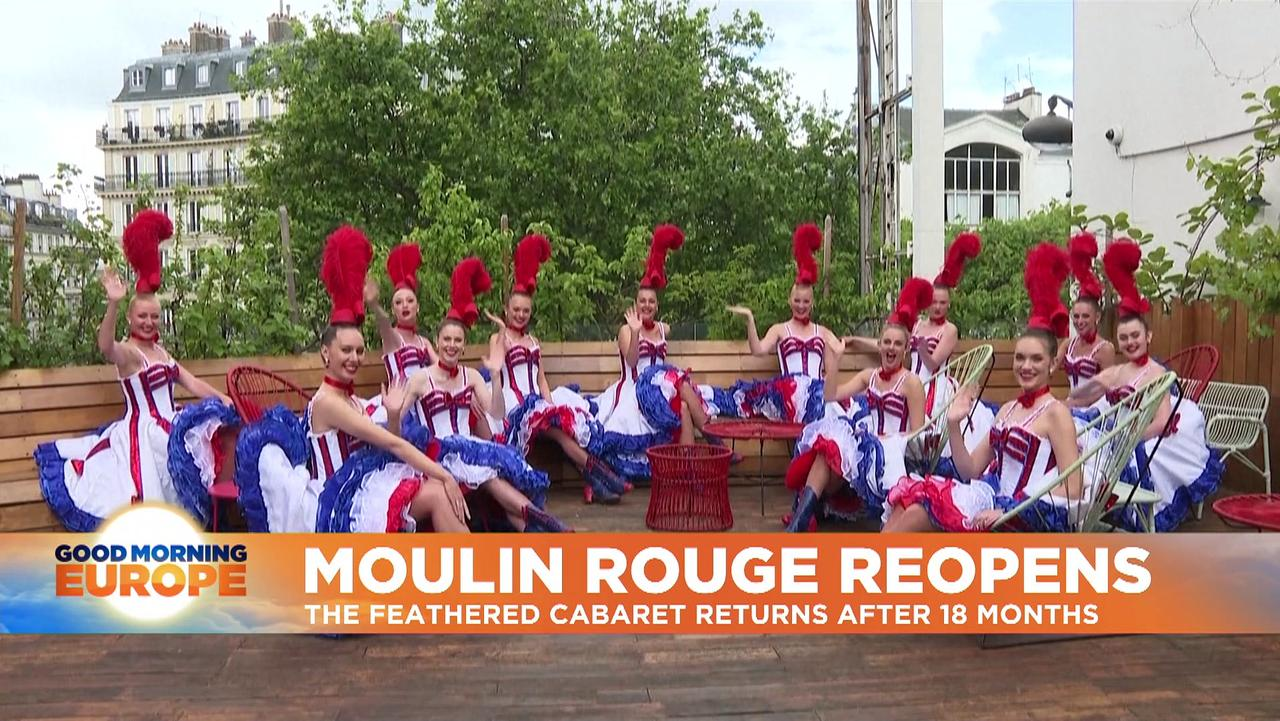 Moulin Rouge set to reopen after 18-month COVID closure