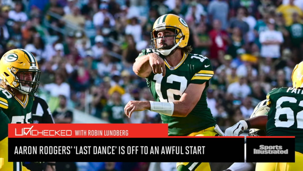 Unchecked: Aaron Rodgers' Last Dance Is Off to an Awful Start