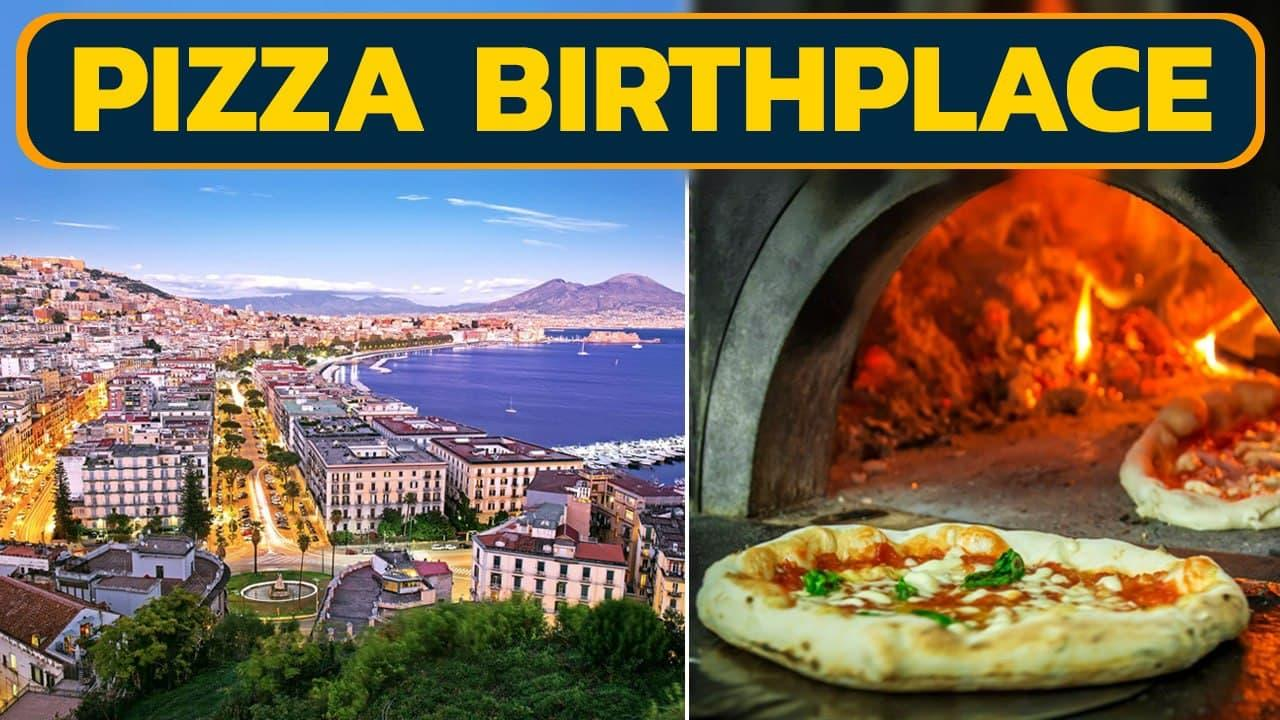 Original Italian Pizza Made by Chefs in Naples the Birthplace of Pizza | Margherita | Oneindia News