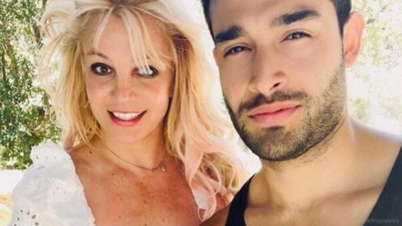 Britney Spears and Sam Asghari Announce Their Engagement