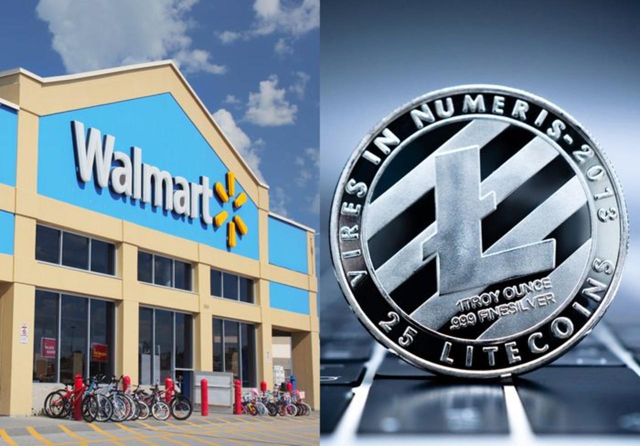 Walmart Says Crypto Announcement Is Fake, Causing Litecoin To Tumble