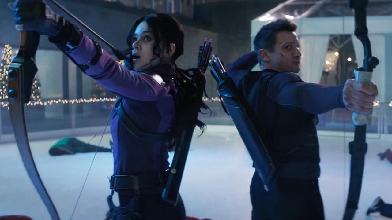 Marvel Studios Drops First 'Hawkeye' Trailer