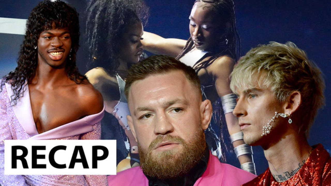 Lil Nas X Wins BIG At MTV Video Music Awards & Conor McGregor And Machine Gun Kelly Get Into Scuffle