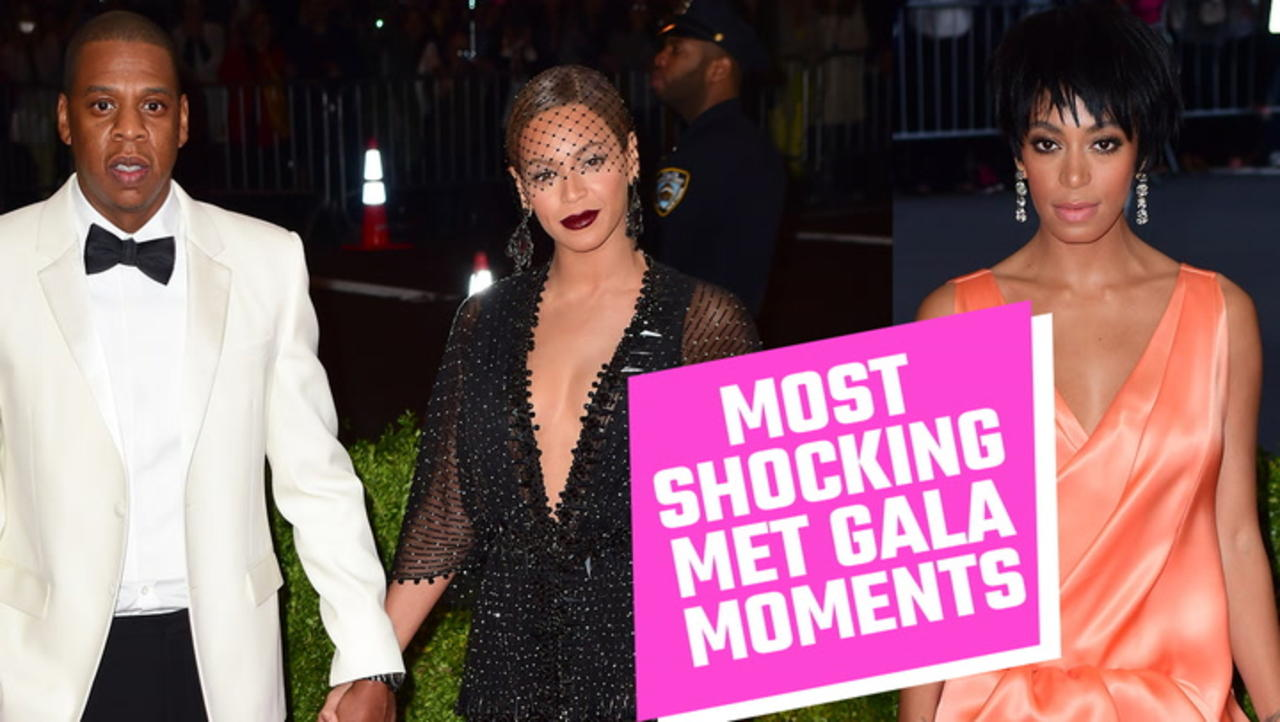 Most Shocking Met Gala Moments Of All-Time: Solange & JAY-Z's Elevator Fight & More