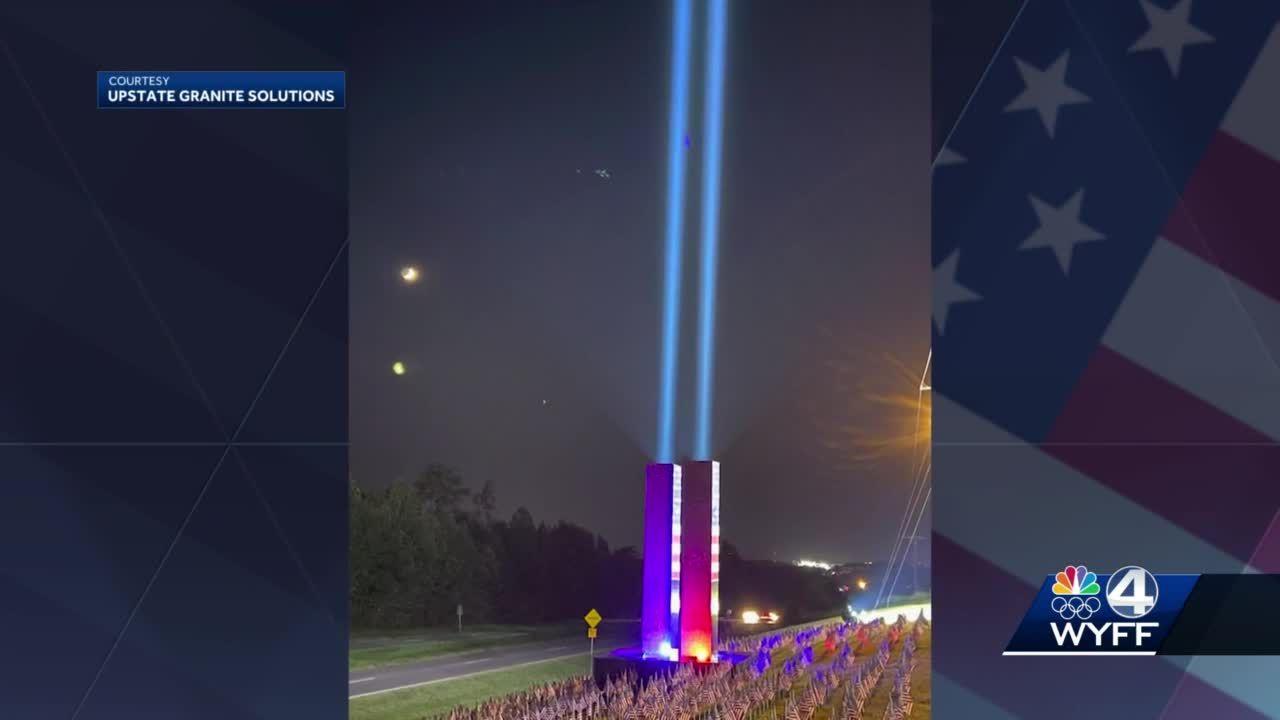 9/11 Memorial vandalism