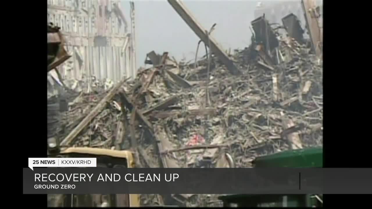 9/11 clean up