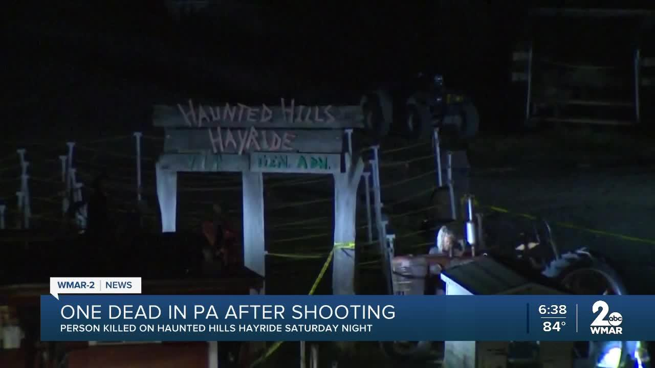 1 person killed during Haunted Hayride shooting