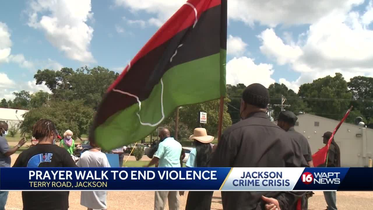Prayer Walk to End Violence