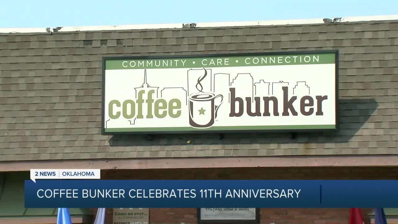 The Coffee Bunker celebrates 11th anniversary
