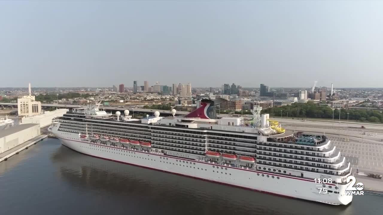 What does taking a cruise look like now?