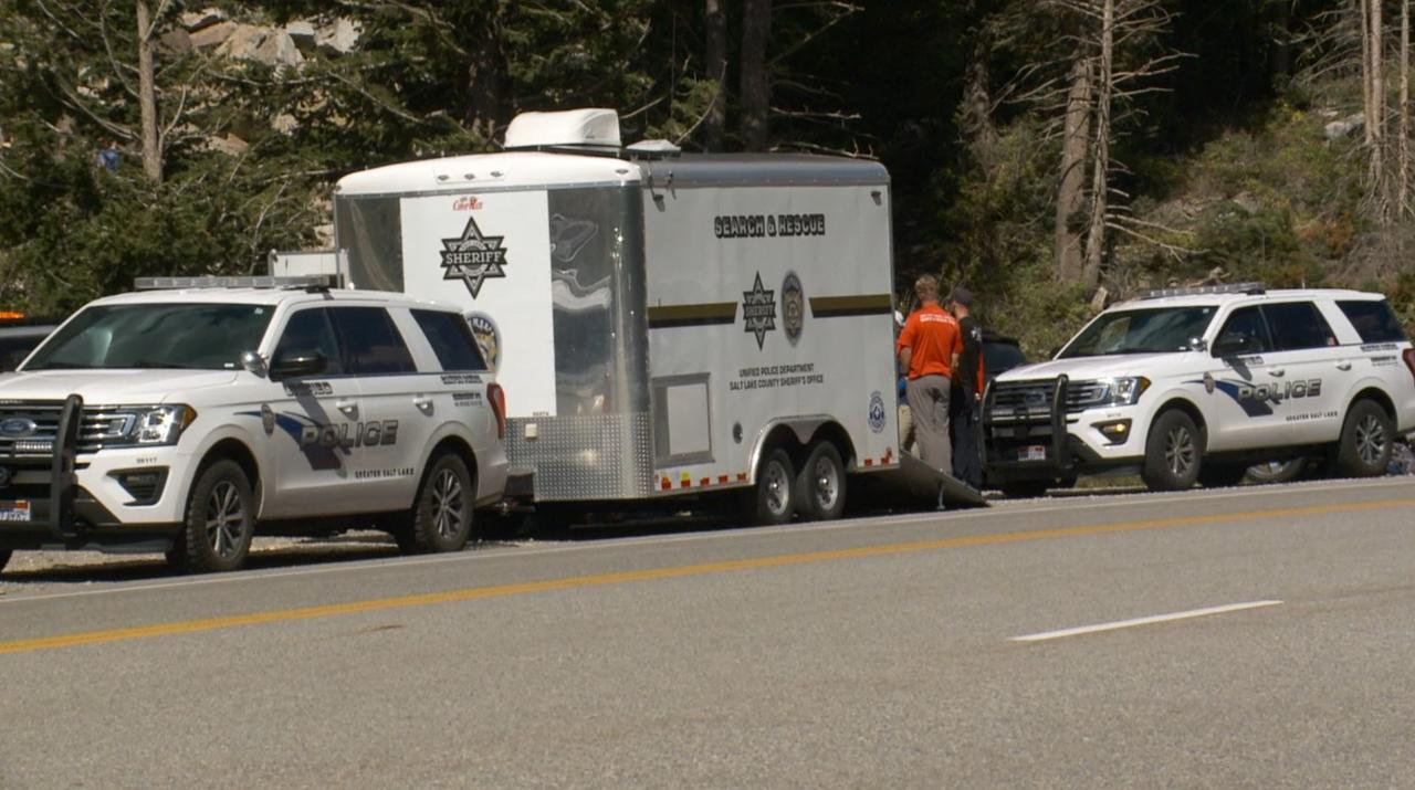 26-year-old hiker dies after fall in Little Cottonwood Canyon