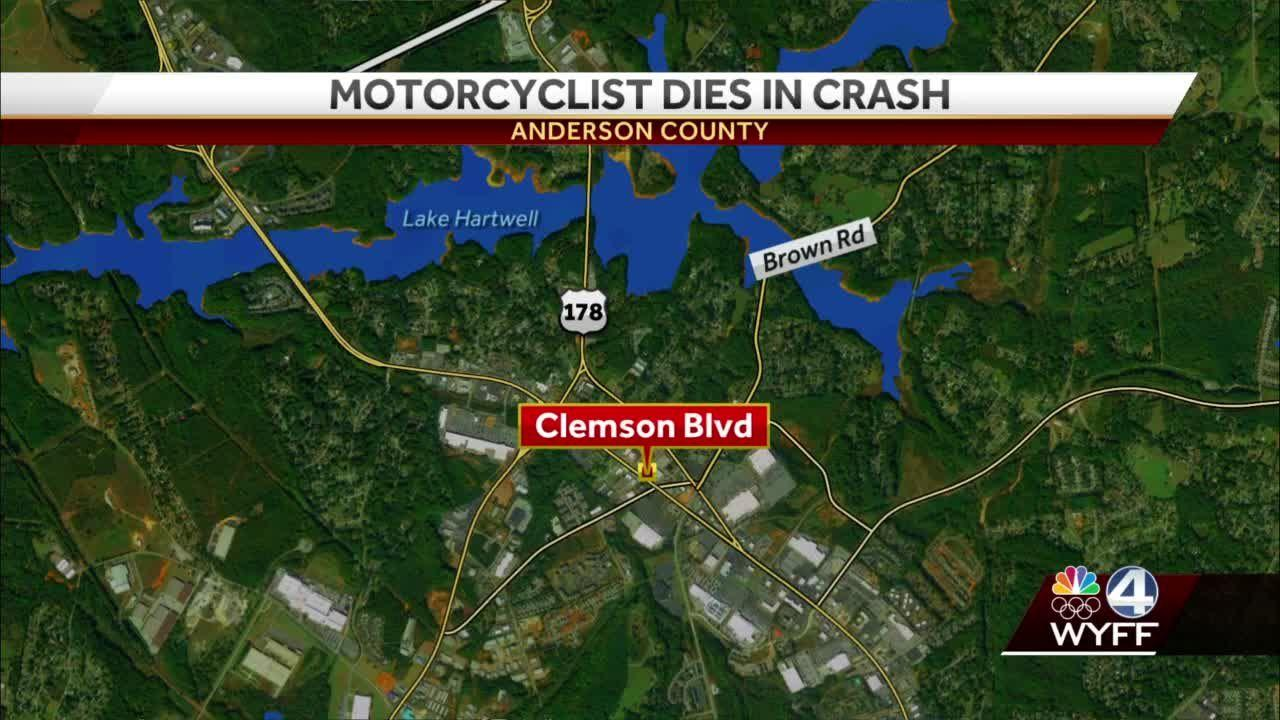 One dead after crash in Anderson County