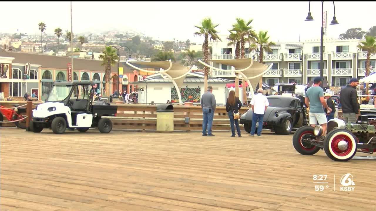 35th Annual 'Classic at Pismo Beach' showcases exotic and unique cars