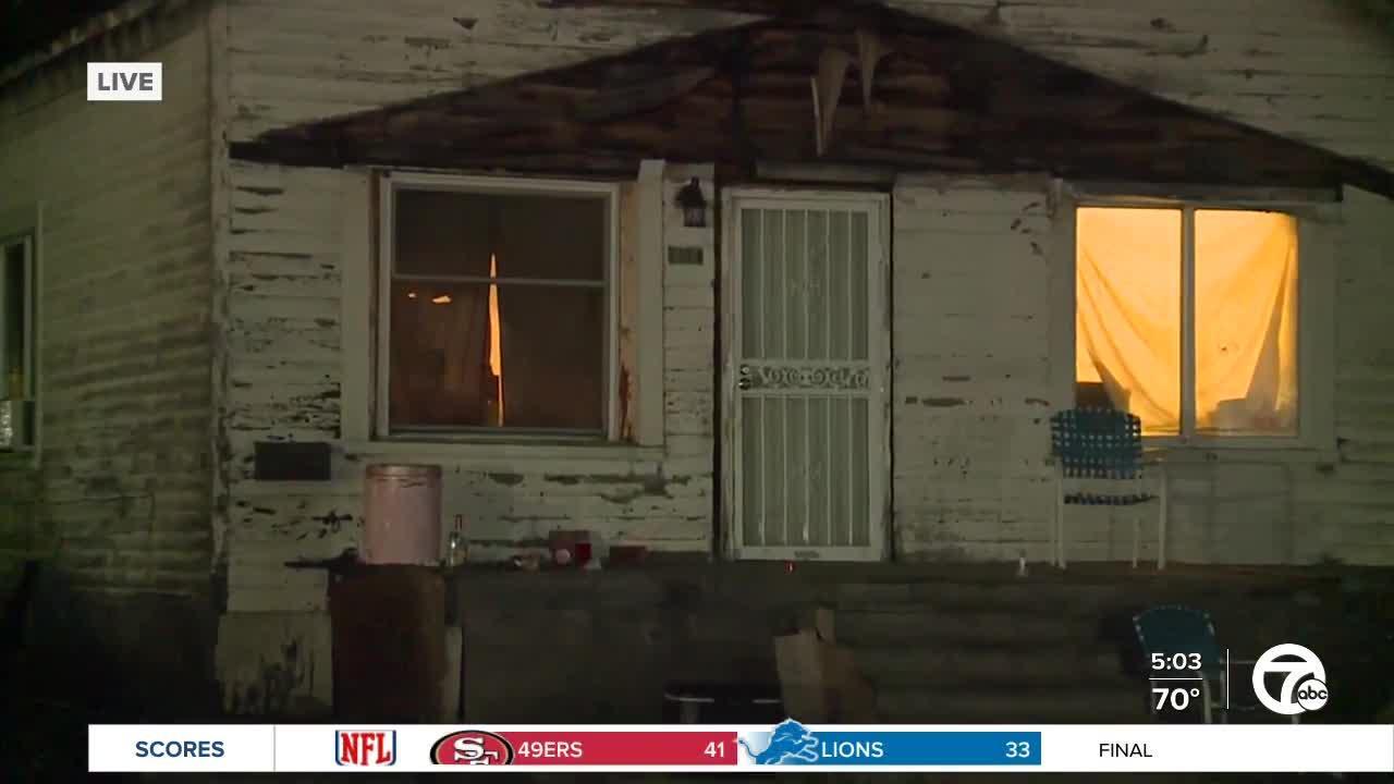 Six people shot on Detroit's east side