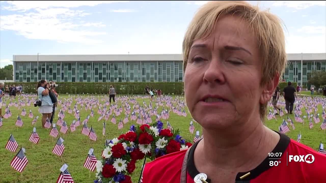 9/11 Remembrance Ceremony held in Cape Coral