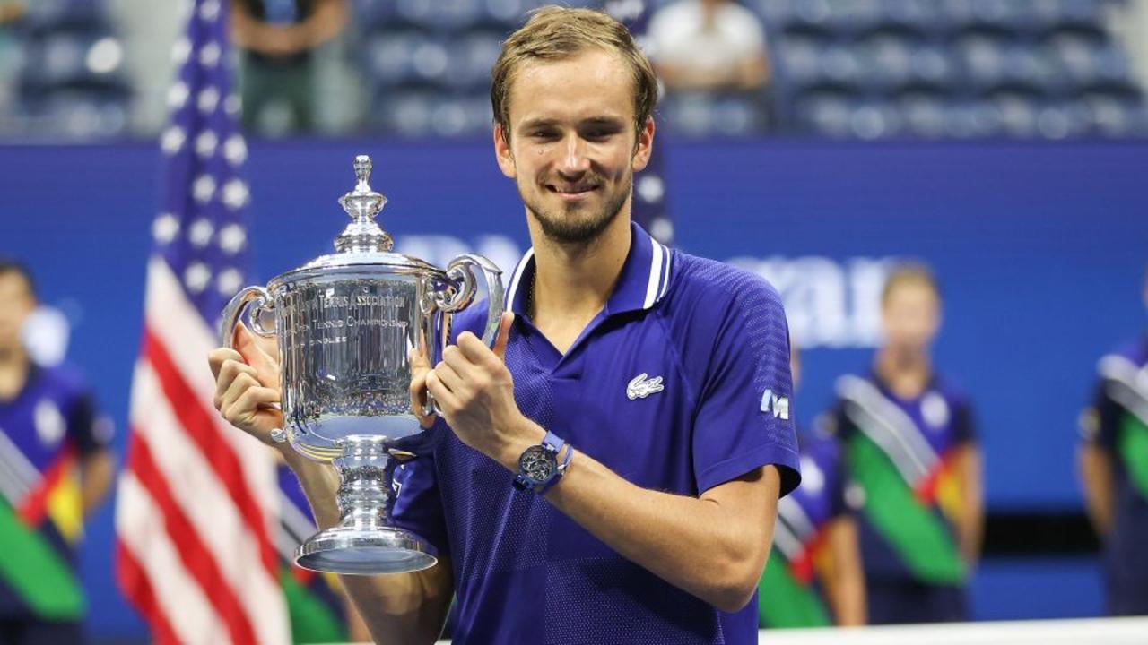 Daniil Medvedev on stopping Novak Djokovic's calendar grand slam
