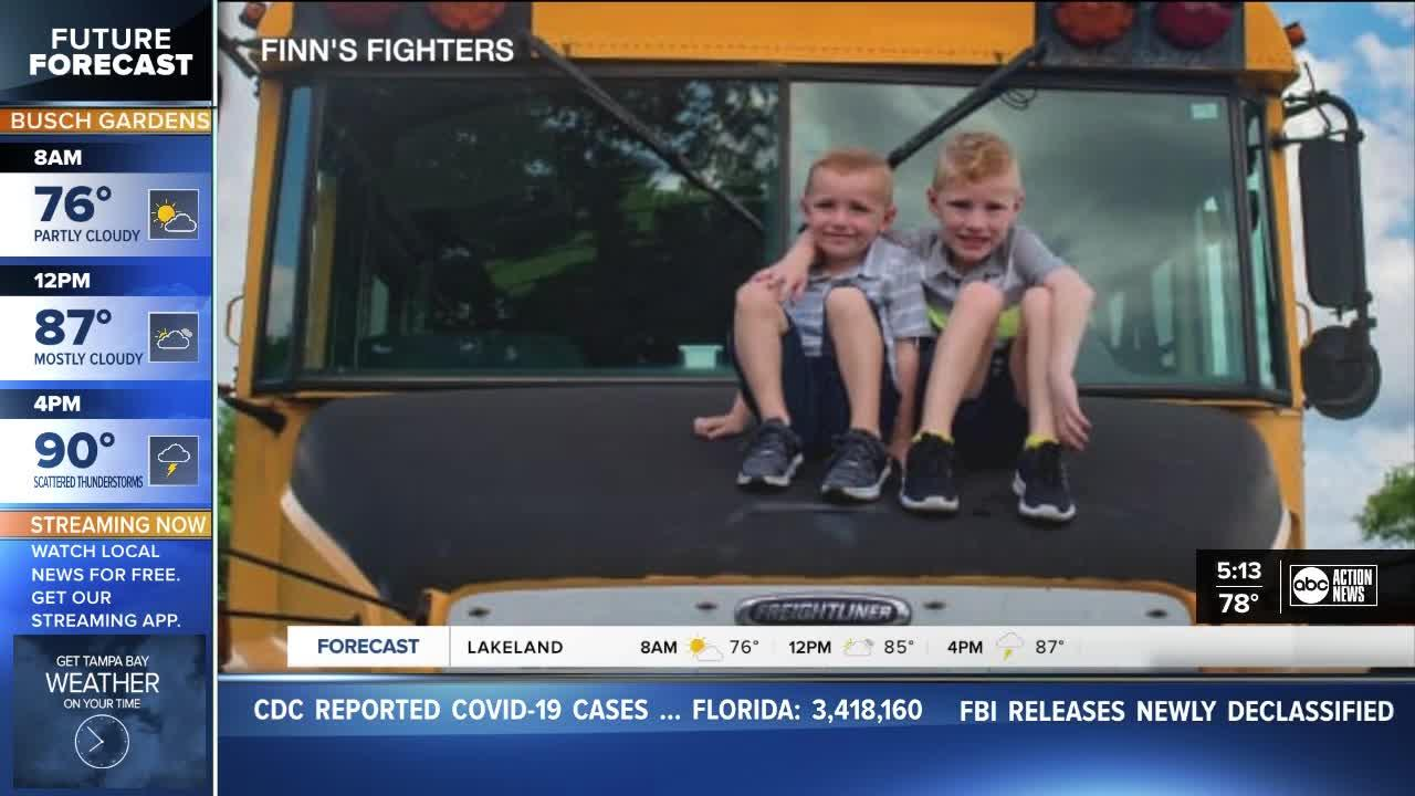 Tampa Bay area mom uses experience of losing son to help other families